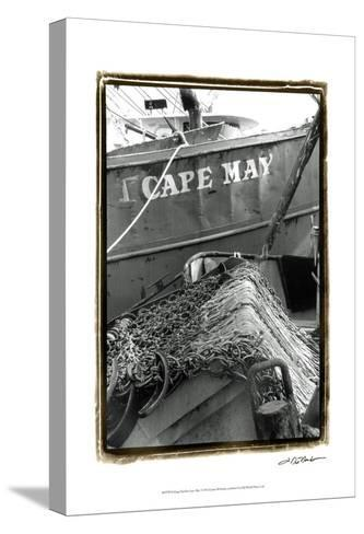 Fishing Trawler- Cape May-Laura Denardo-Stretched Canvas Print