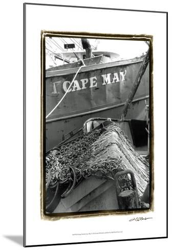 Fishing Trawler- Cape May-Laura Denardo-Mounted Art Print