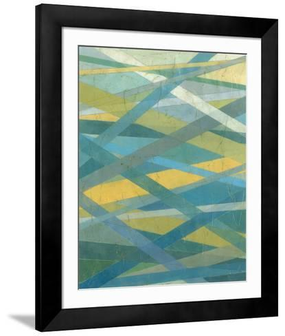 Intersecting II-Megan Meagher-Framed Art Print