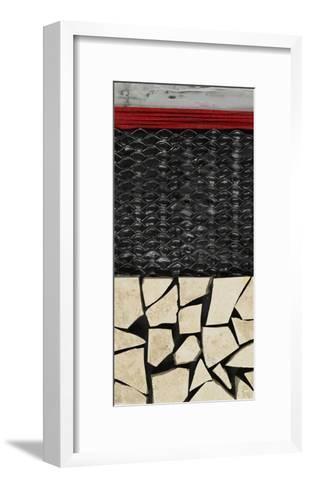 Fragmented I-Natalie Avondet-Framed Art Print