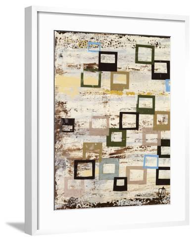 Square RD I-Natalie Avondet-Framed Art Print