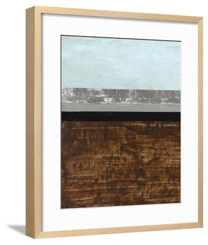 Textured Light I-Natalie Avondet-Framed Art Print