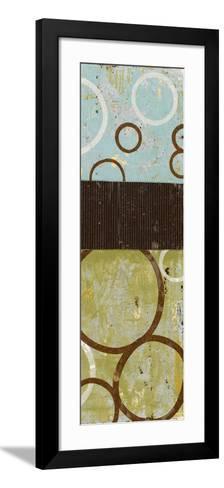 Sun Flower II-Natalie Avondet-Framed Art Print