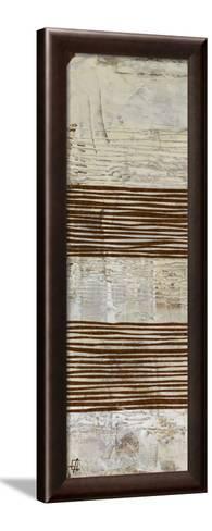 White Stripes I-Natalie Avondet-Framed Art Print