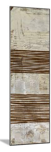 White Stripes I-Natalie Avondet-Mounted Art Print