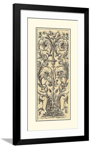 Renaissance Panel I-Owen Jones-Framed Art Print