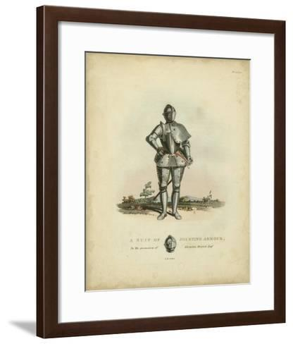 Men in Armour IV-Samuel Rush Meyrick-Framed Art Print