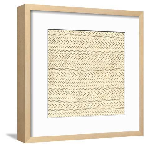 Ethnic Motif V--Framed Art Print