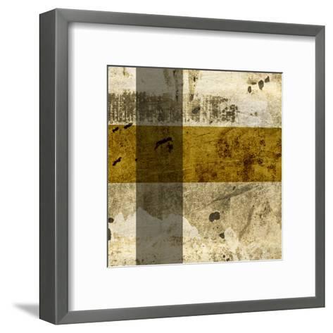 Modern Patina VIII--Framed Art Print