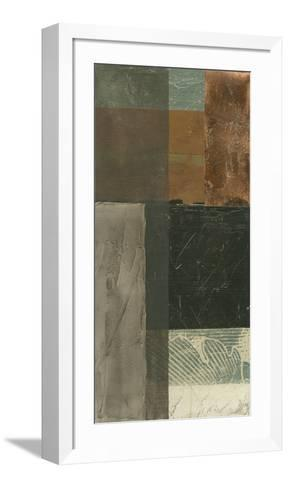 Redirected Abstraction I--Framed Art Print