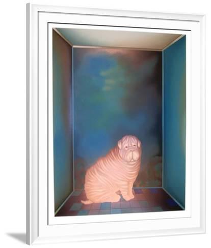 Shar-Pei-Igor Galanin-Framed Art Print