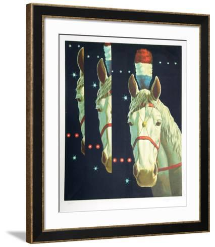 Circus Triad-Arne Besser-Framed Art Print