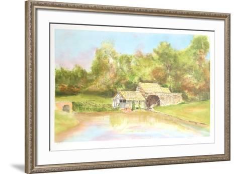 The Old Mill- Fioravanti-Framed Art Print