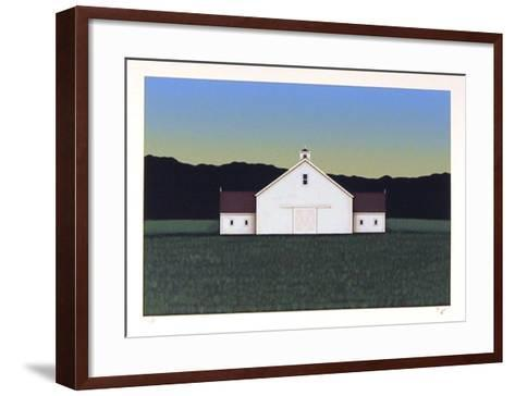 In the Valley-Theodore Jeremenko-Framed Art Print