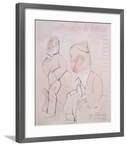 Tasende Gallery-Jose Luis Cuevas-Framed Art Print