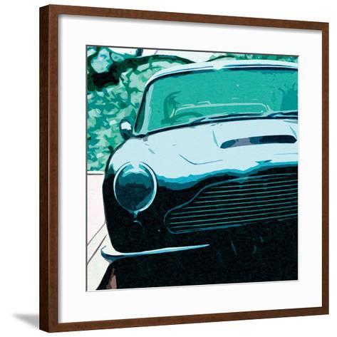 Aston Classic-Malcolm Sanders-Framed Art Print