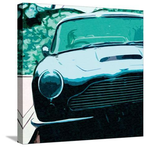 Aston Classic-Malcolm Sanders-Stretched Canvas Print