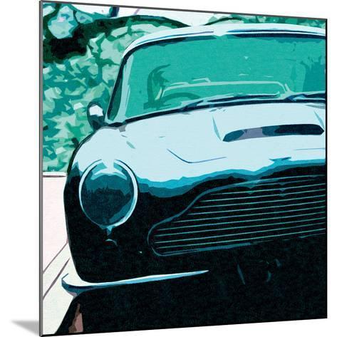 Aston Classic-Malcolm Sanders-Mounted Art Print