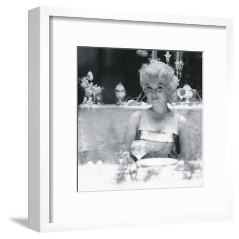 Your Table Awaits-The Chelsea Collection-Framed Art Print
