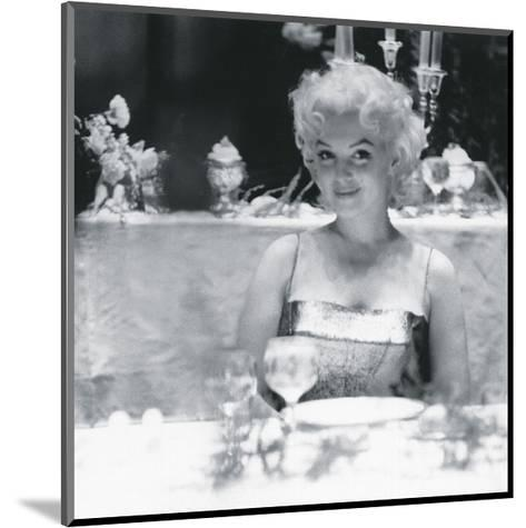 Your Table Awaits-The Chelsea Collection-Mounted Art Print