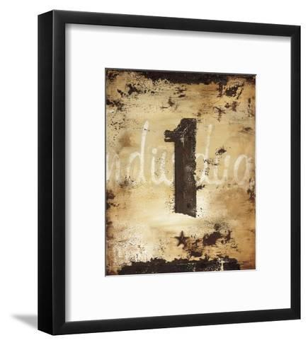 Self As The Oldest Human Invention-Rodney White-Framed Art Print