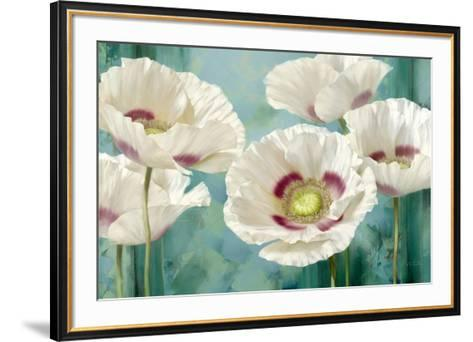 Tasmanian Poppies I-Igor Levashov-Framed Art Print
