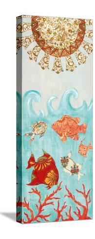 Under the Sea I--Stretched Canvas Print