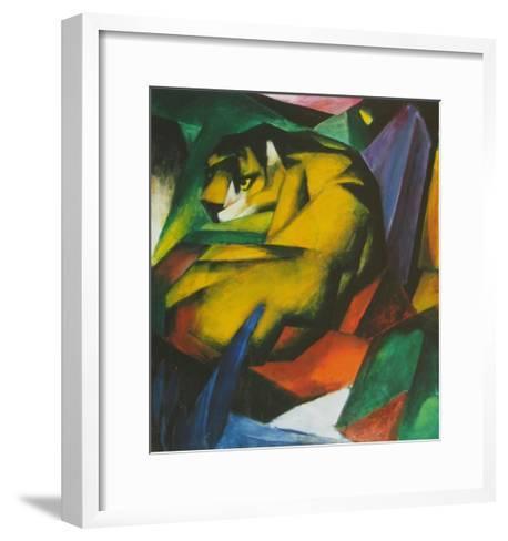 The Tiger , 1912-Franz Marc-Framed Art Print