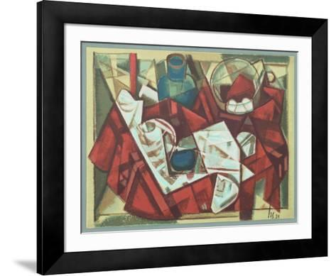 Easter Decoration-Hannes Schmucker-Framed Art Print