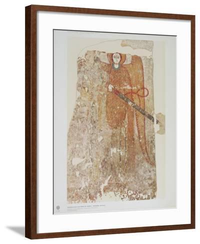 Archangel Michael--Framed Art Print