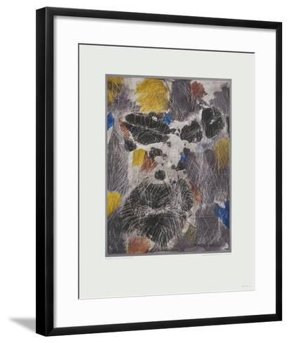 Among the Stones-Theodor Werner-Framed Art Print