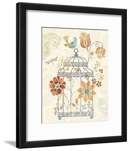 Free Spirit III-Daphne Brissonnet-Framed Art Print