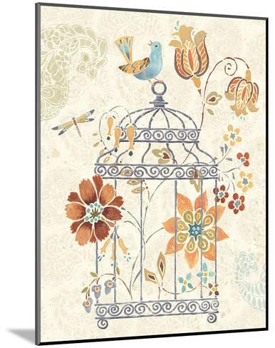 Free Spirit III-Daphne Brissonnet-Mounted Art Print