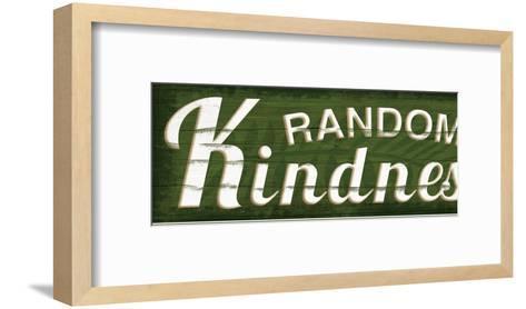 Random Kindness-Jennifer Pugh-Framed Art Print