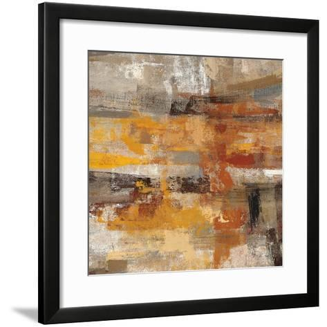 Mojave Road Crop-Silvia Vassileva-Framed Art Print