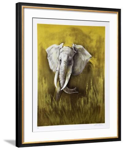 Rouge Bluff-Allen Friedman-Framed Art Print
