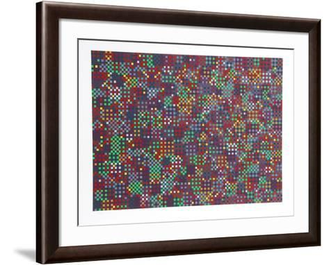 151 Colors-Tony Bechara-Framed Art Print