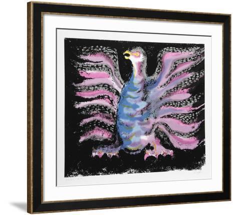 The Condor-Victor Delfin-Framed Art Print
