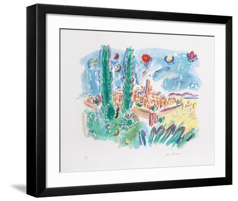 St. Paul de Vinci-Wayne Ensrud-Framed Art Print