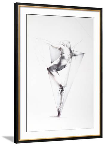 Move IX-Helene Guetary-Framed Art Print