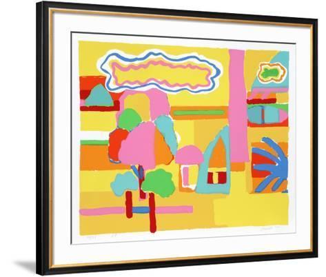 Landscape I-John Grillo-Framed Art Print