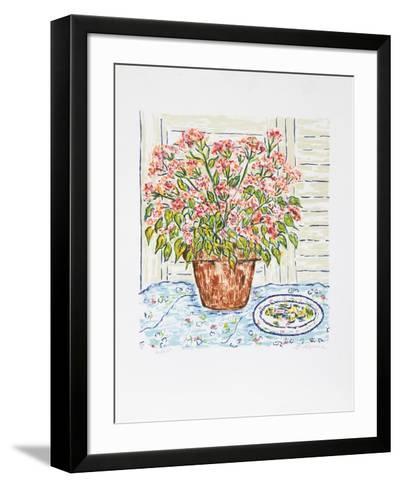 Flower Pot-Beverly Hyman-Framed Art Print