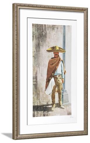 Country Pride-Vic Herman-Framed Art Print