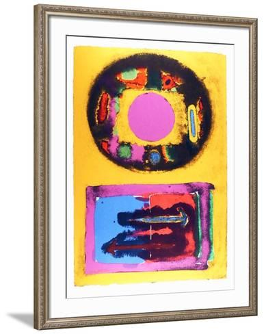 Tantra Abstractions-John Grillo-Framed Art Print