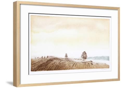 Beach Front-Hank Laventhol-Framed Art Print