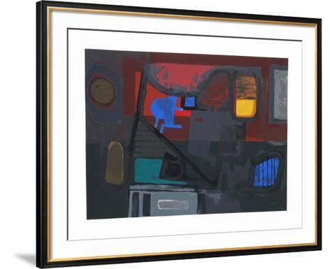 Juxtaposition-Remo Farruggio-Framed Art Print