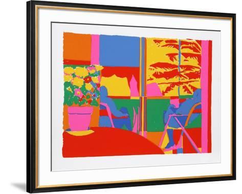 Kaleidoscope IX-John Grillo-Framed Art Print