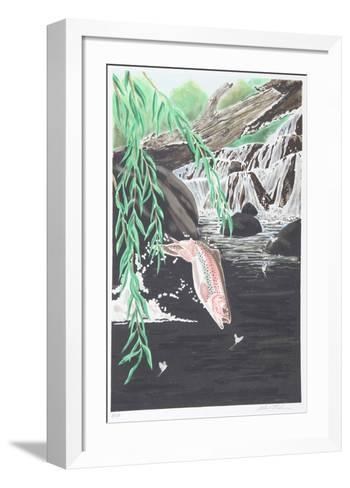 Rainbow Trout-Allen Friedman-Framed Art Print