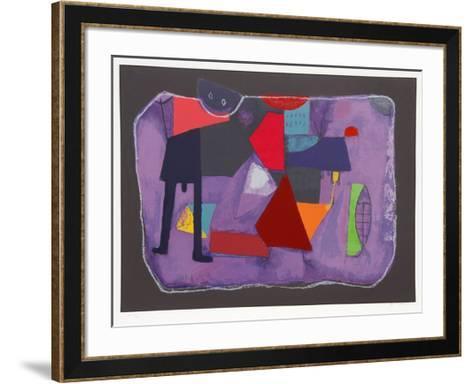 Past and Present-Remo Farruggio-Framed Art Print