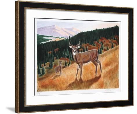 Morning Meadow-Allen Friedman-Framed Art Print